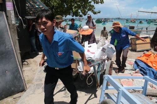 Vượt sóng đưa trung thu ra Quần đảo Nam Du - 2