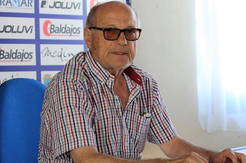 """Luis Gallego: """"La Copa nos ilusiona y nos interesa"""""""