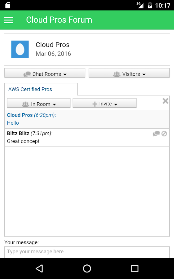 Cloud Pros- AWS Certified Arch- screenshot