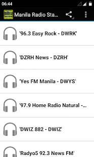 Manila Radio Stations – Apps on Google Play