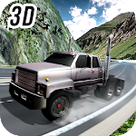 Offroad 6x6 Sierra Driving 3D Icon