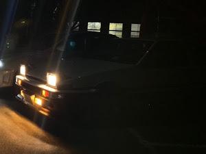 スプリンタートレノ AE86 後期型 GT-APEX 61年式のカスタム事例画像 たくみんさんの2019年02月18日17:13の投稿