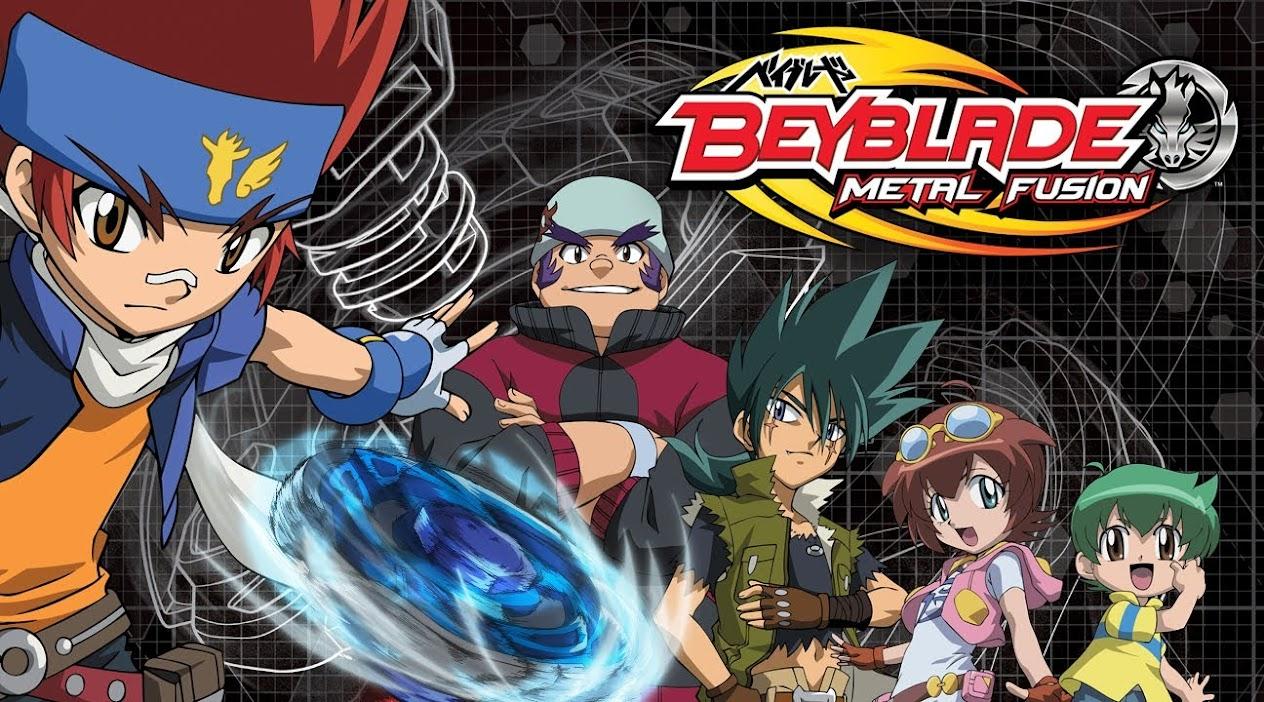 Beyblade: Metal Fusion Volume 3 - Movies & TV on Google Play