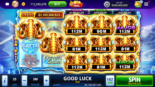 DoubleU Casino - Free Slots 6.21.0 Mod screenshots 1