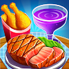 Cooking Star: Chef Madness Fever Food Games Craze APK Icon