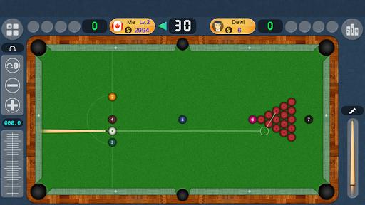 New Billiards - Online & Offline 8 Pool Ball 2018  gameplay | by HackJr.Pw 7