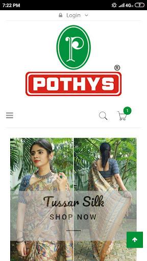 Pothys - Aalayam of Silks screenshots 1