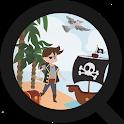 El Pirata Malapata: Objetos Ocultos icon