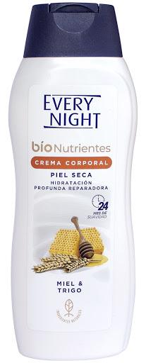 Crema Corporal Every Night Bio Hidratación Profunda Reparadora 365Ml Reparación profunda con Every Night