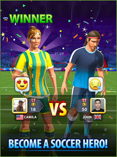 Soccer! Hero 1.2.3 screenshots 5