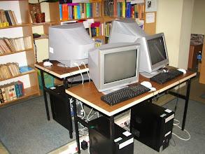 Photo: biblioteka szkolna