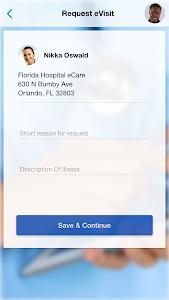 Florida Hospital eCare screenshot 1