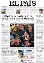 Photo: El cerco al yihadista de Toulouse y la prohibición de la prostitución callejera en Barcelona, entre los temas de nuestra portada del jueves 22 de marzo http://cort.as/1kL1