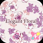 icon&wallpaper-Elegant Floral-