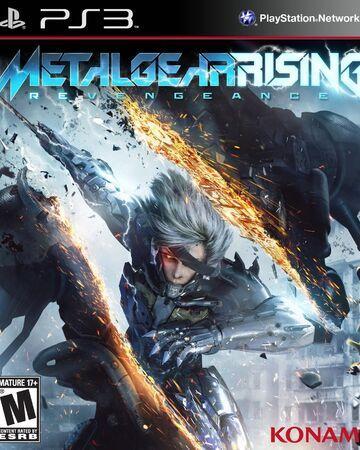 Metal Gear Rising: Revengeance | Metal Gear Wiki | Fandom