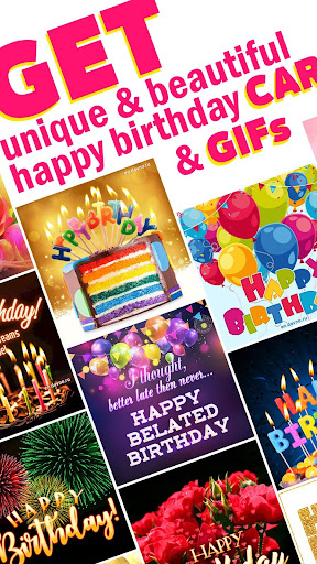 Brilliant Download Happy Birthday Cards App On Pc Mac With Appkiwi Apk Funny Birthday Cards Online Elaedamsfinfo