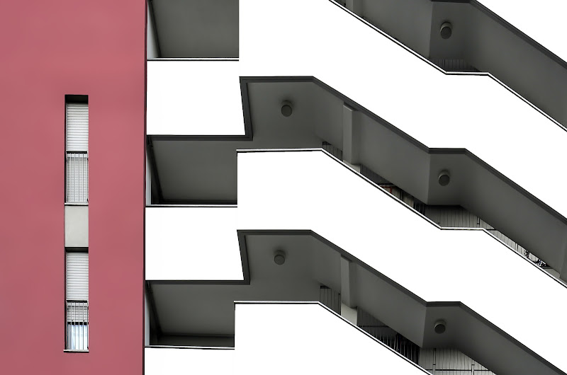 Geometrie architettoniche di Dan57
