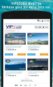Vipscubastore.com screenshot 1