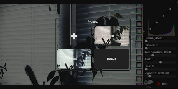 Download Super 16 - vintage 16mm film camera APK latest version app