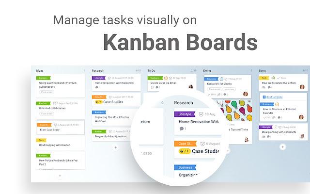 Kanbanchi Task Project Management