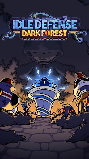 Code Triche Idle Defense: Dark Forest apk mod screenshots 1