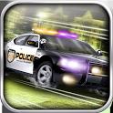 3D Police Car Driver Sim icon