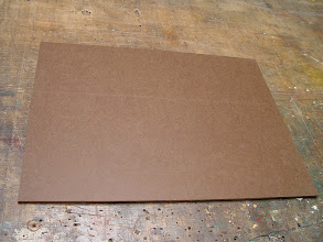 Photo: Now it was time to build the box cover so i used tempered Masonite one of my all time favorite materials.