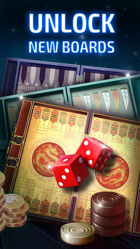 Backgammon Tournament - free backgammon online apktram screenshots 14
