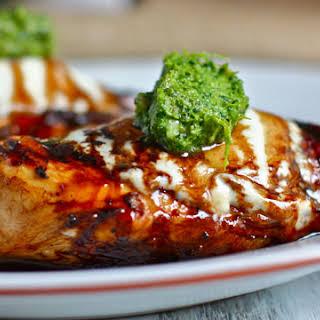 Balsamic Chicken Mozzarella Recipes.