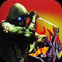 Zombies vs Army killer icon
