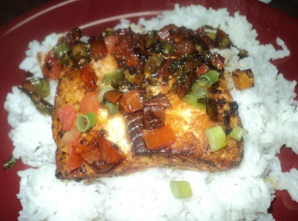 Good 2 Go Salmon & Rice Recipe