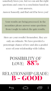 Does He Love Me Quiz - Apps on Google Play