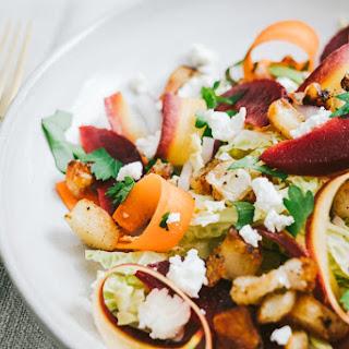 Deconstructed Borscht Salad.