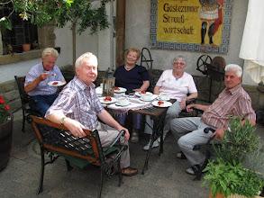 Photo: Kaffeepause auf dem Weingut Tullius