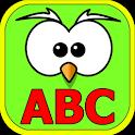 Writing ABC Learning Alphabet