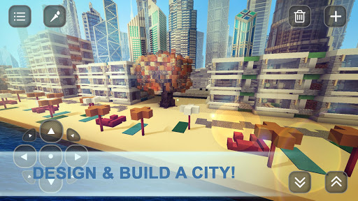 City Build Craft: Exploration of Big City Games 1.29-minApi23 screenshots 8