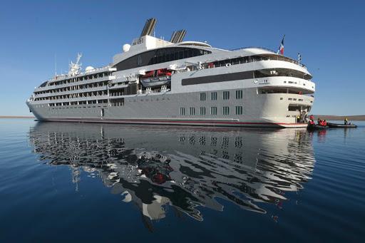 Ponant-Bellot-Strait.jpg - Explore Canada's Bellot Strait and other unique locations on Le Soleal, a Ponant ship.