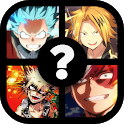 Anime Boku 4 Pics My Hero Quiz icon
