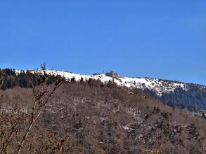 Photo: le Mont Aigoual, mon Olympe