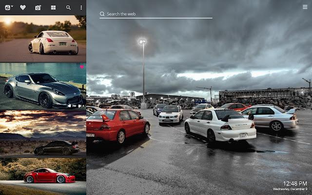 Jdm Cars Hd Wallpaper New Tab