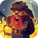 Miner Clicker: Idle Gold Mine Tycoon. Mining Game icon