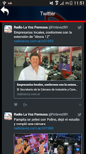 Radio La Voz Formosa- screenshot thumbnail