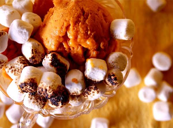 Sweet Potato Coconut Casserole
