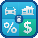 Loan Calculator - Mortgage, EMI, Refinance icon