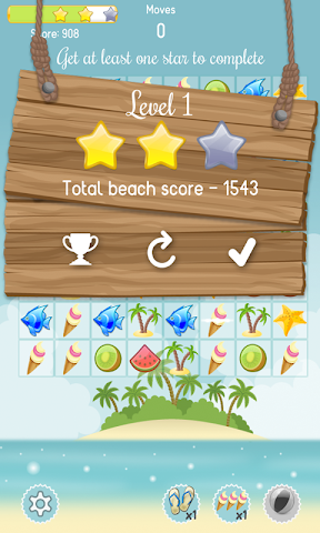 android Jewels Paradise Screenshot 3