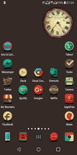 Retron-UI Icon Pack screenshot 5