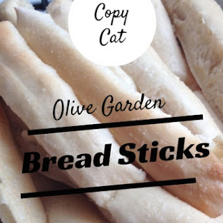 Copy Cat Olive Garden Bread Sticks {Bread Machine}