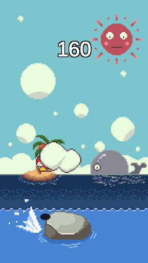 HopHop - stone skipping android2mod screenshots 5