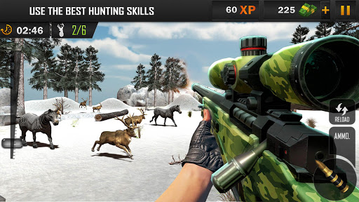 Animal Hunting Sniper Shooter  screenshots 4
