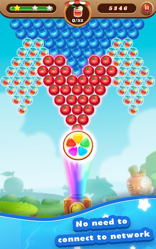 Shoot Bubble - Fruit Splash  screenshots 10